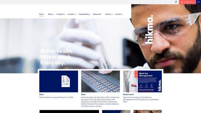 Hikma Pharmaceuticals LLC