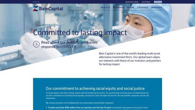 Bain Capital, LP.