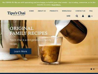 Tipu's Chai