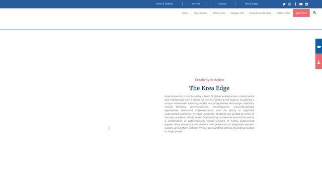 IFMR Graduate School of Business - Krea University
