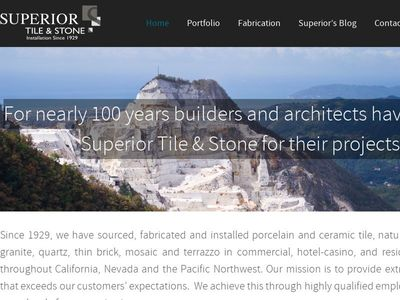 Jones Tile & Marble, Inc.