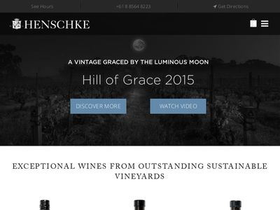 Henschke Cellars Pty. Ltd.