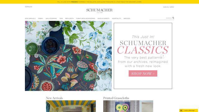 F. Schumacher & Co.