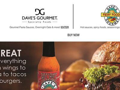 Dave's Gourmet, Inc