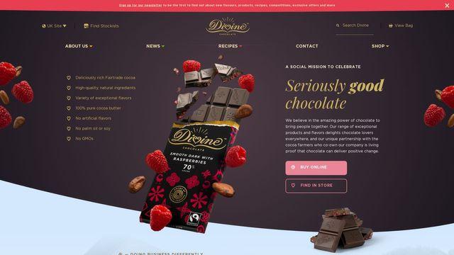Divine Chocolate Ltd.