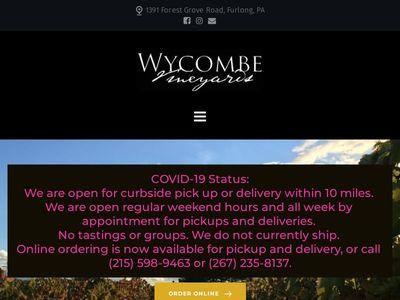 Wycombe Vineyards