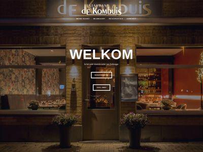Restaurant - De Kombuis - Zeebrugge