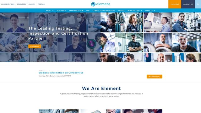Element Materials Technology Group Limited
