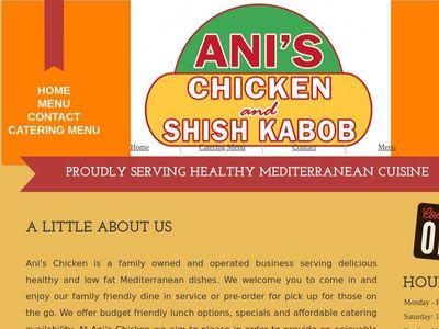 Ani's Chicken