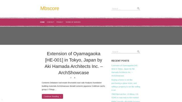 Aki Hamada Architects Inc.