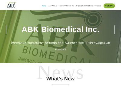 ABK Biomedical Inc.