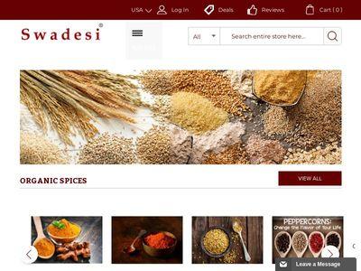 Swadesi, Inc.