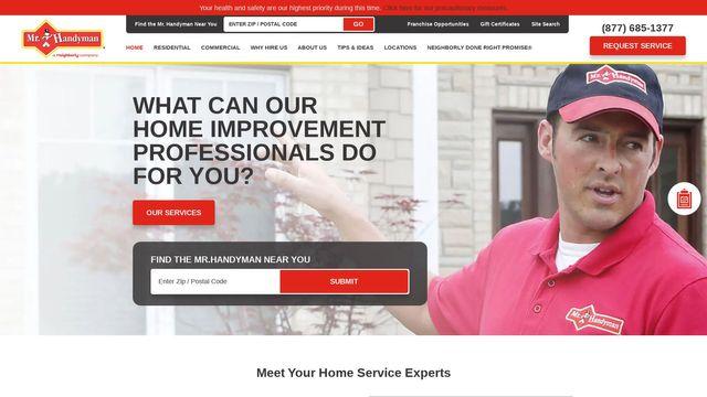 Mr. Handyman International LLC