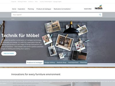 Hettich Holding GmbH & Co.