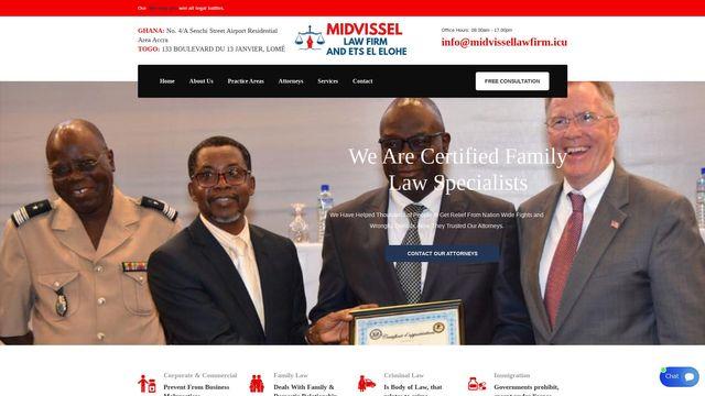 Midvissel Law Firm