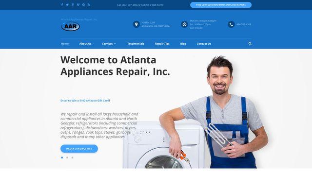 Atlanta Appliances Repair, Inc.