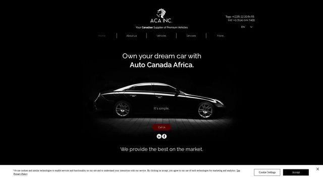 Auto Canada Africa