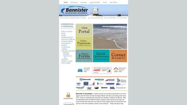 Bannister Insurance Agency