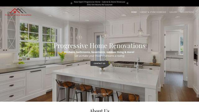 Progressive Home Renovations