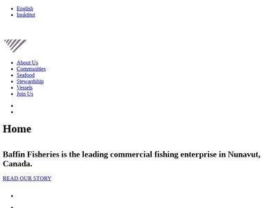 Niqitaq Fisheries Ltd.