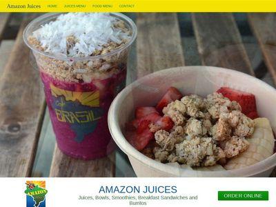 Amazon Juices