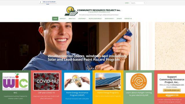 Community Resource Project, Inc.