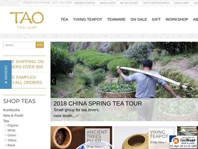 Tao Tea Leaf Ltd.