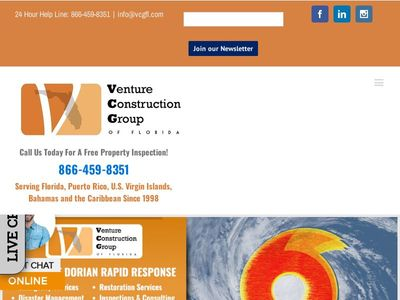 Venture Construction Group of Florida, Inc.