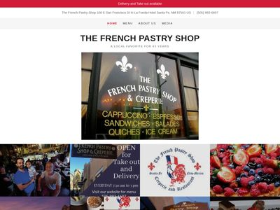 The French Pastry Shop