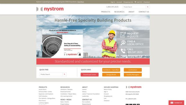 Nystrom, Inc.