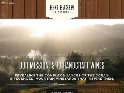 Big Basin Vineyards