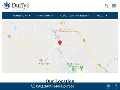 Duffy's Napa Valley Rehab