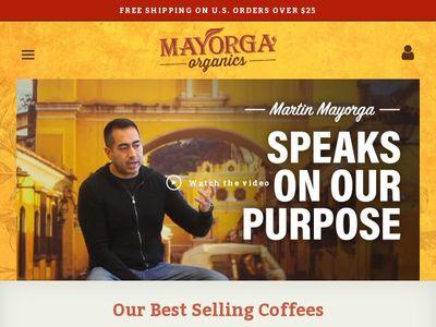 MAYORGA ORGANICS, LLC