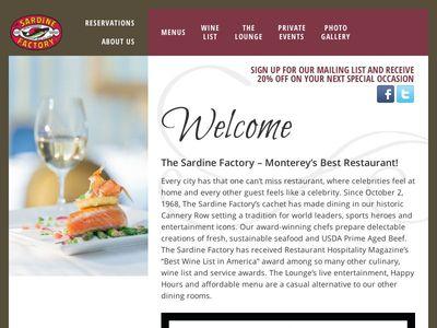 The Sardine Factory