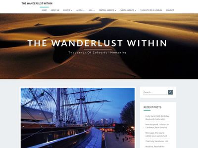 The Wanderlust Within