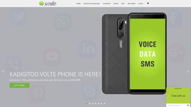 Smile Communications Uganda Ltd.