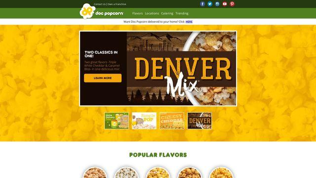 Doc Popcorn, LLC.