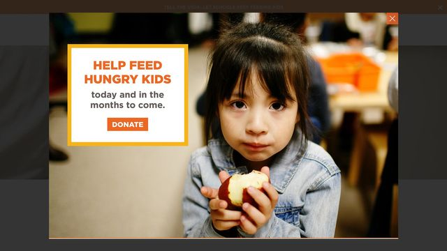 No Kid Hungry Partner Discovery, Inc