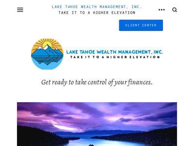 Lake Tahoe Wealth Management, Inc.