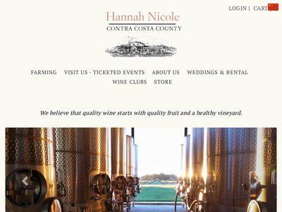 Hannah-Nicole Vineyards