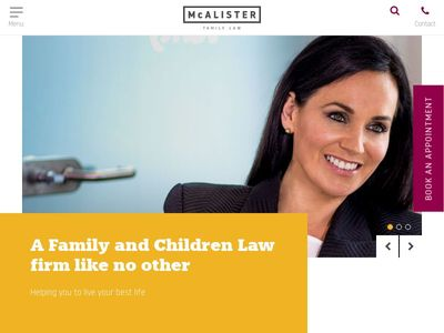 McAlister Family Law Limited