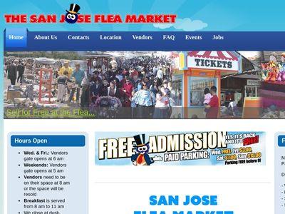 The Flea Market Inc.