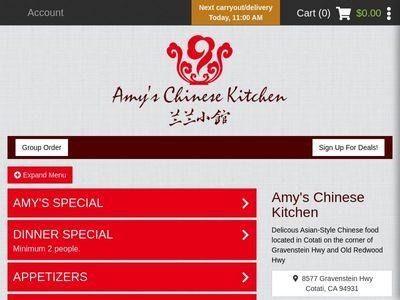 Amy's Chinese Kitchen