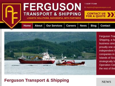 Skye Transport (Crossal) Ltd