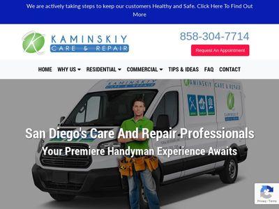 Kaminskiy Design & Remodeling, Inc.