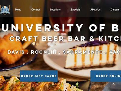 University of Beer