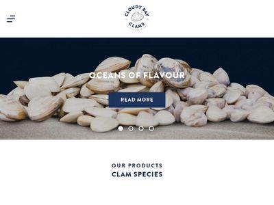 CLOUDY BAY CLAMS LTD