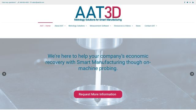 Applied Automation Technologies Inc.