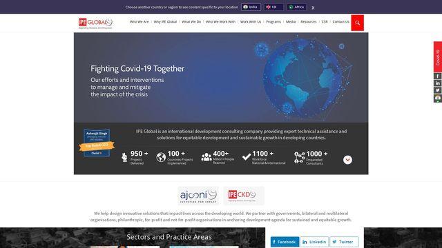 IPE Global Limited