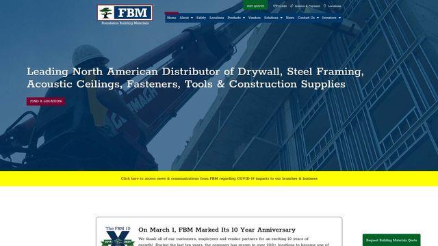 Foundation Building Materials, LLC
